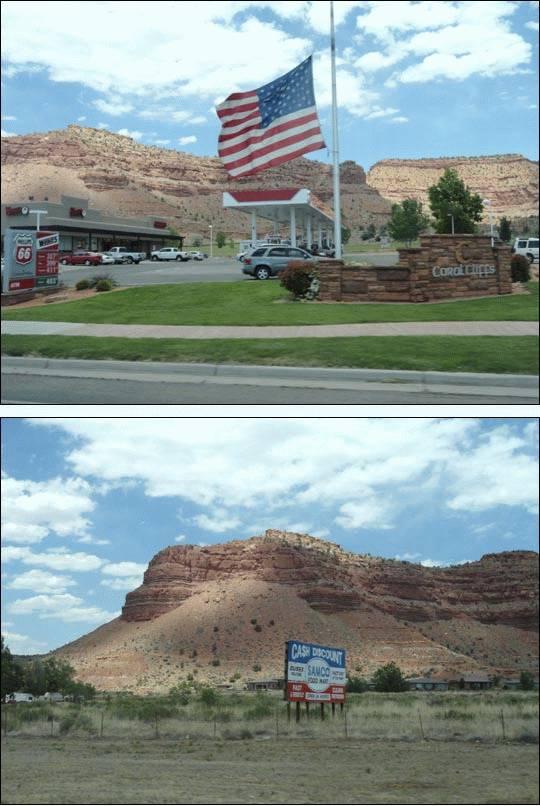 Kanab w stanie Utah