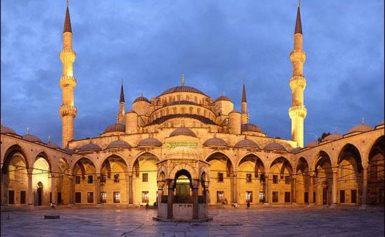 Kara z wycieczkę do Turcji