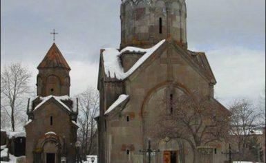 Klasztor Kecharis w Armenii