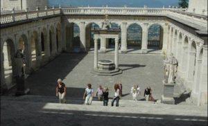 Klasztor na Monte Cassino, Włochy