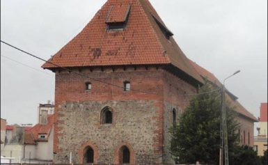 Klasztorek w Nidzicy
