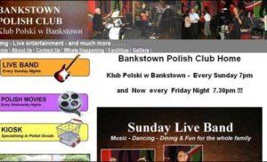 Klub Polski w Bankstown, Australia