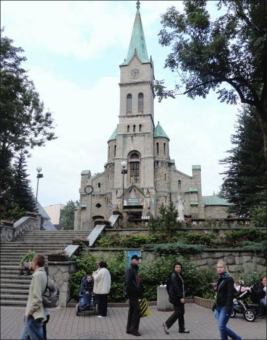 Kościół Świętej Rodziny w Zakopanem