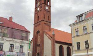 Kościół św. Katarzyny, Starogard Gdański