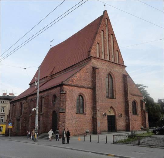 Kościół św. Marcina w Poznaniu