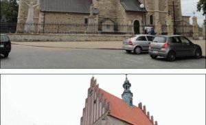 Kościół farny w Szydłowcu