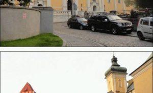 Kościół i klasztor franciszkanów w Poznaniu