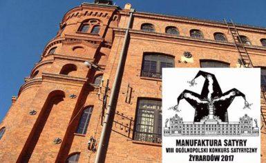 Konkurs – Manufaktura Satyry 2017