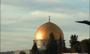 Kopuła na Skale – Jerozolima, Izrael
