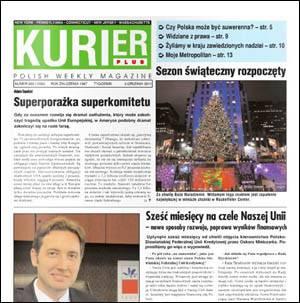 Kurier Plus – polski tygodnik (nie tylko) w Nowym Jorku