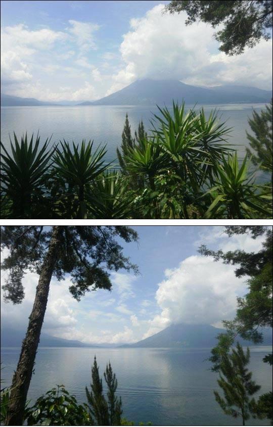 Lago de Atitlan, Gwatemala