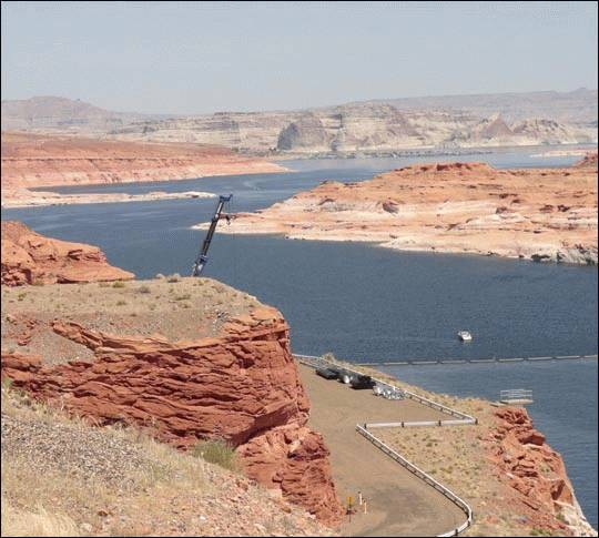 Lake Powell – Jezioro Powella