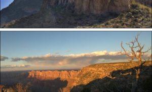 Lato w Arizonie, USA