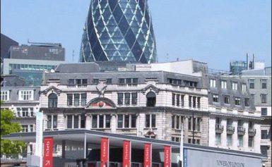Londyński ogórek