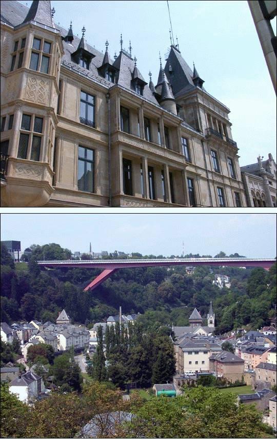 Luksemburg ciekawostki