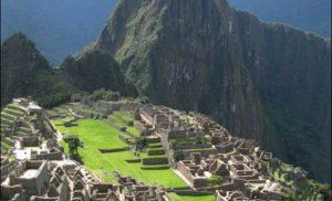 Machu Picchu – miasto Inków, Peru