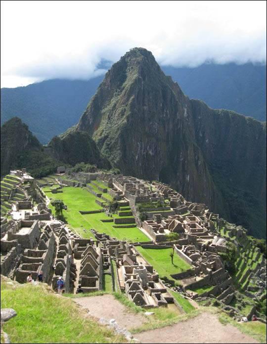 Machu Picchu miasto Inków Peru koronawirus