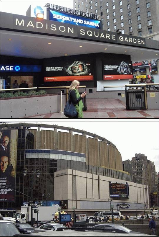 Madison Square Garden, Nowy Jork