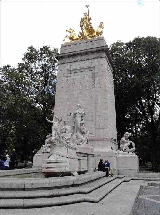 Maine USS National Monument, Nowy Jork