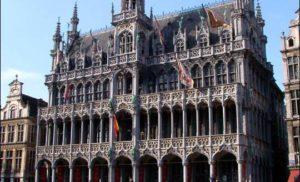 Maison du Roi, Bruksela, Belgia