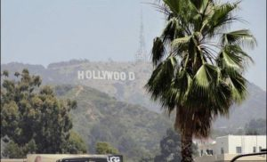 Malowanie Hollywood