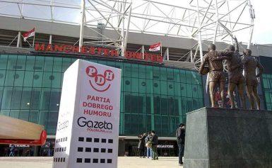 Old Trafford – stadion klubu Manchester United