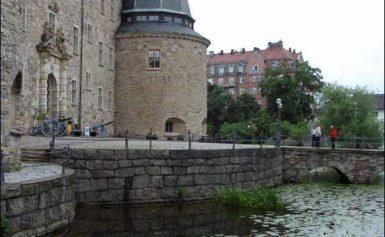 Miasto Örebro, Szwecja