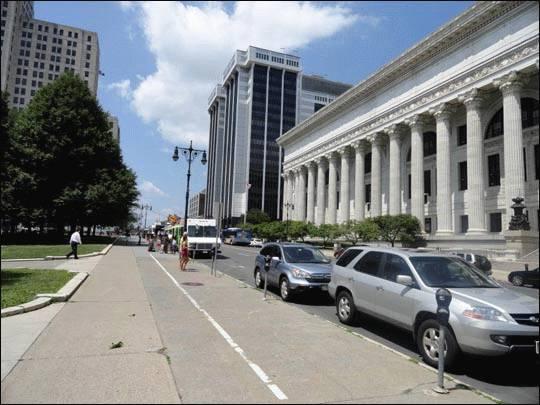 Miasto Albany w USA