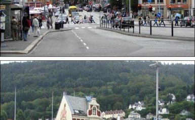 Miasto Bergen, Norwegia