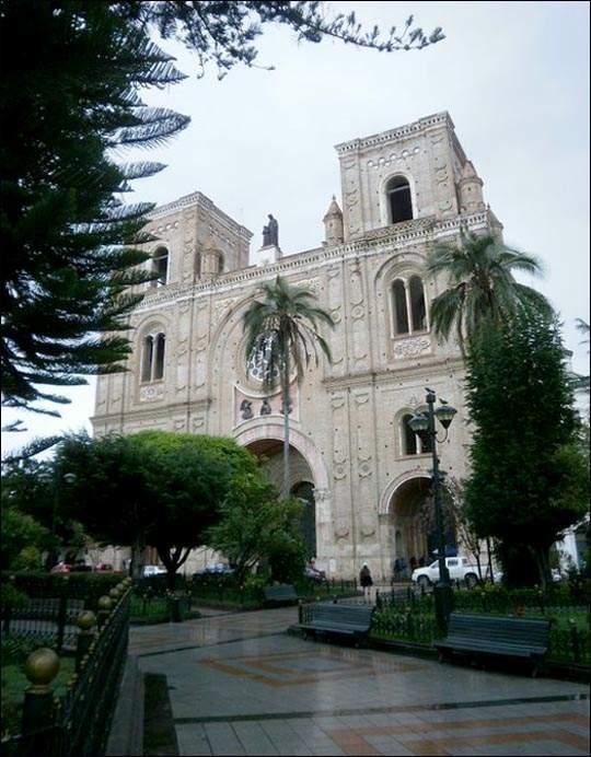 Miasto Cuenca, Ekwador