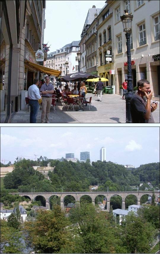 Miasto Luksemburg