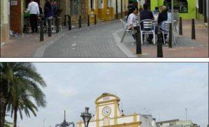 Miasto Merida w Hiszpanii