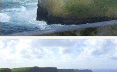 Moherowe Klify, Irlandia