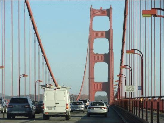 Most Golden Gate ma 75 lat