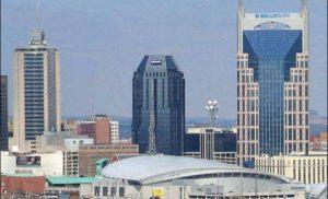 Nashville, stolica stanu Tennessee