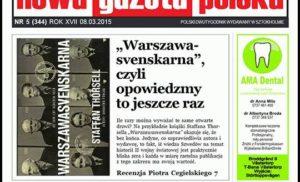 Nowa Gazeta Polska