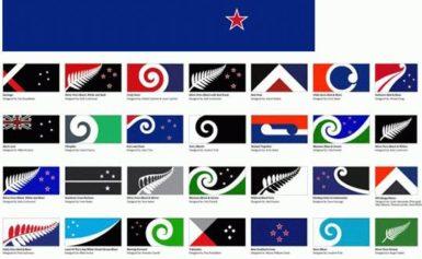 Nowa Zelandia zmienia flagę