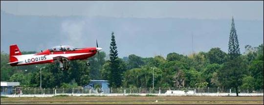 Nowe lotnisko na wyspie Sumatra