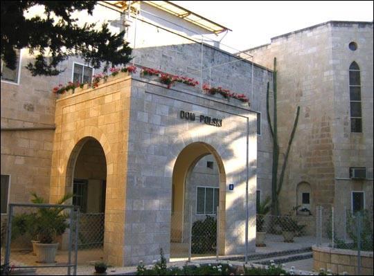 Nowy Dom Polski w Jerozolimie (Izrael)