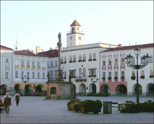 Nowy Jiczyn (Nový Jičín) – Czechy