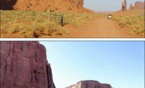 Odwiedzamy Monument Valley