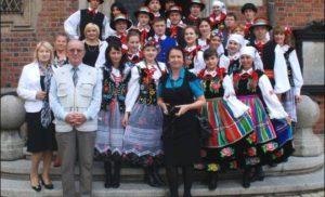 Organizacja Polonia w Chakasji, Rosja