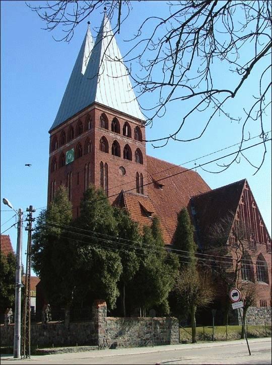 Ostróda, Polska