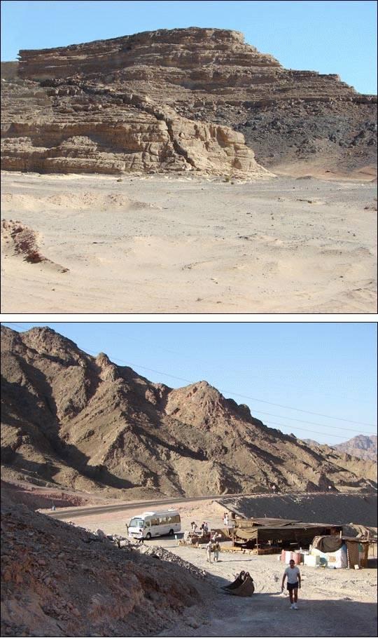 Półwysep Synaj, Egipt