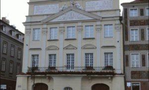 Pałac Działyńskich na Starym Rynku w Poznaniu