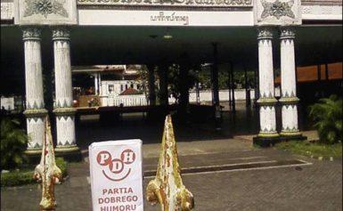 Pałac Keraton w Yogyakarta