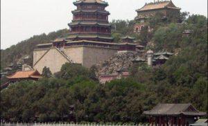 Pałac Letni (Yiheyuan) – Pekin, Chiny
