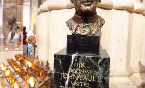 Papież Jan Paweł II w Nowym Jorku