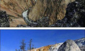 Park Narodowy Yellowstone, USA