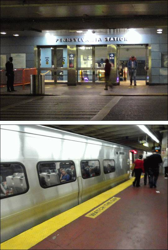 Penn Station, NYC